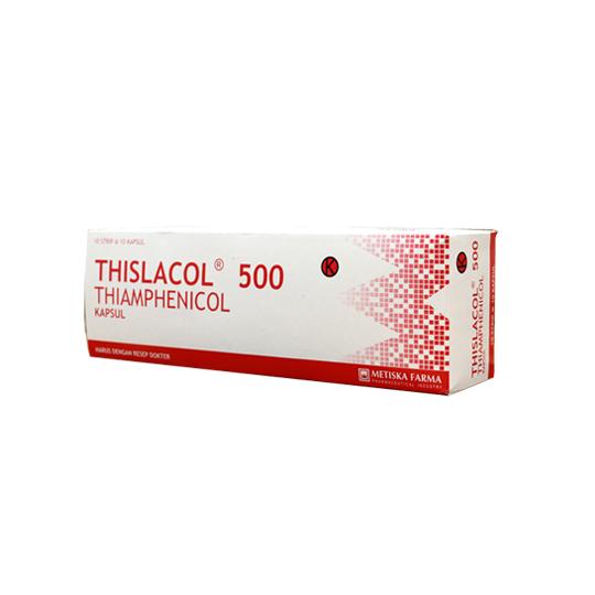 THISLACOL 500 MG 10 KAPSUL
