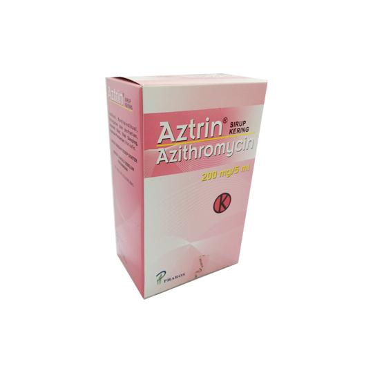 AZTRIN SIRUP 15 ML