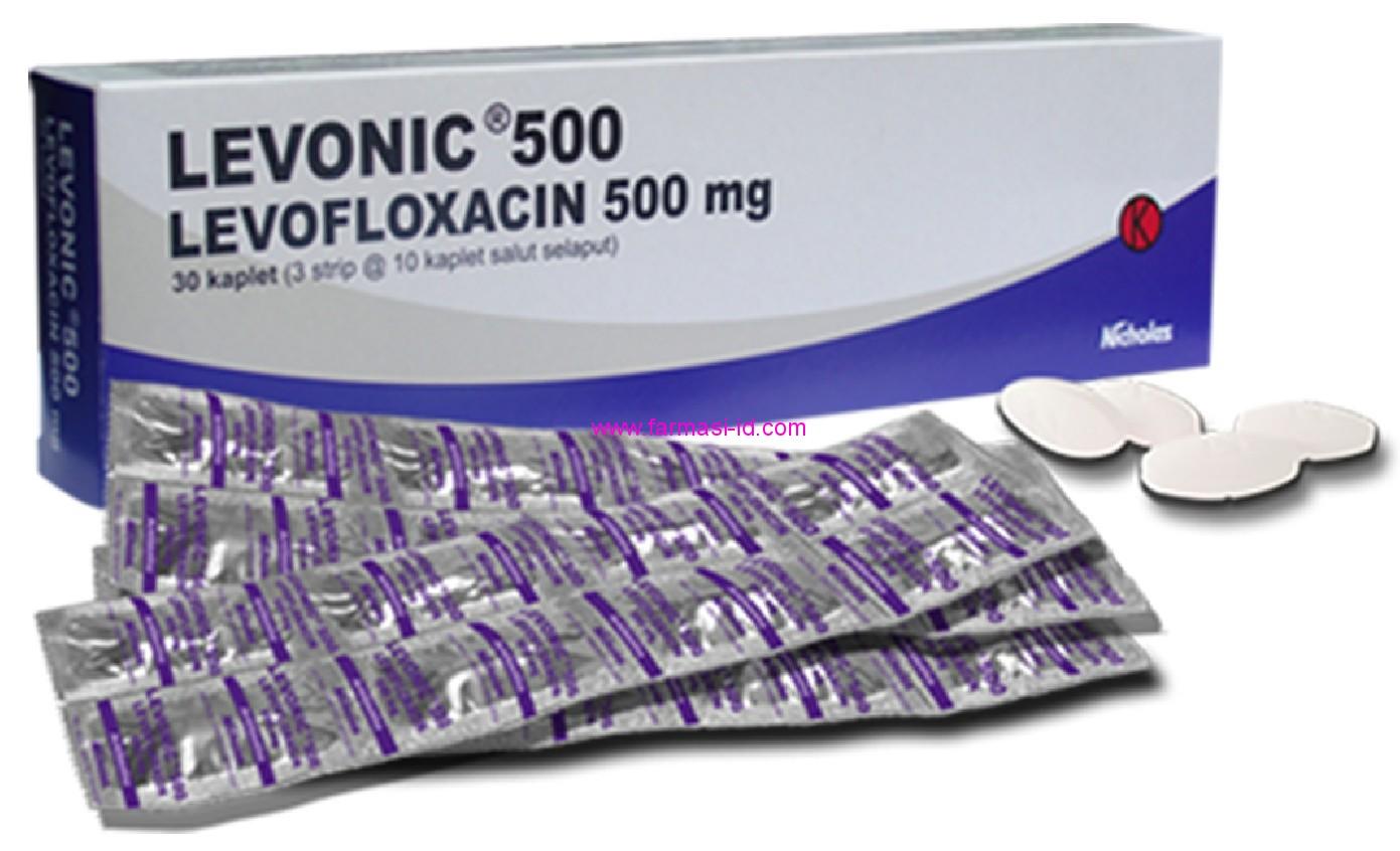 LEVONIC KAPLET 500 MG