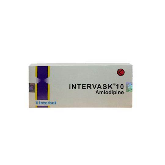 INTERVASK 10 MG 10 TABLET