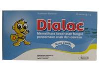 DIALAC GRANUL 1 G