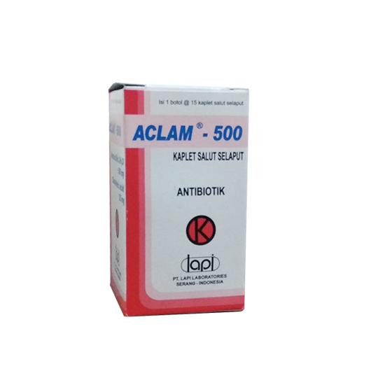 ACLAM 500 MG 15 KAPLET