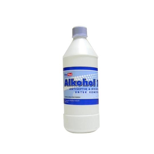 ALKOHOL 70% 500 ML