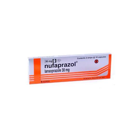 NUFAPRAZOL 30 MG 10 KAPSUL