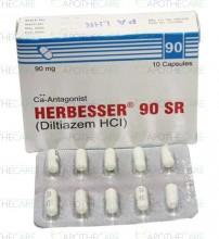 HERBESSER 90 SR 10 KAPSUL