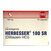 HERBESSER 180 SR 10 KAPSUL