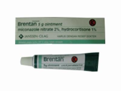 BRENTAN OINT 5 G