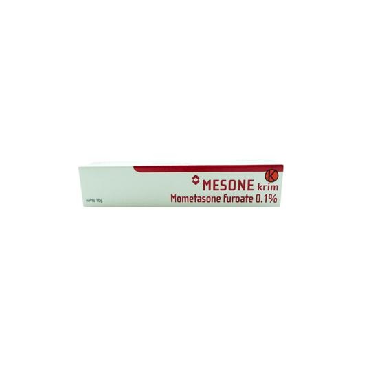 MESONE 0.1% CREAM 10 G