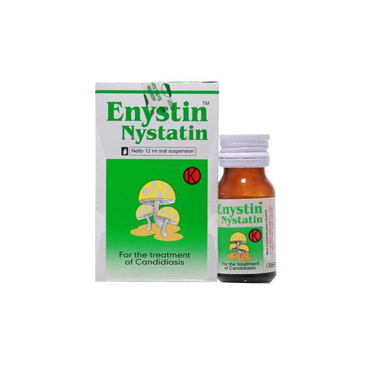 Enystin Drops 12 ml