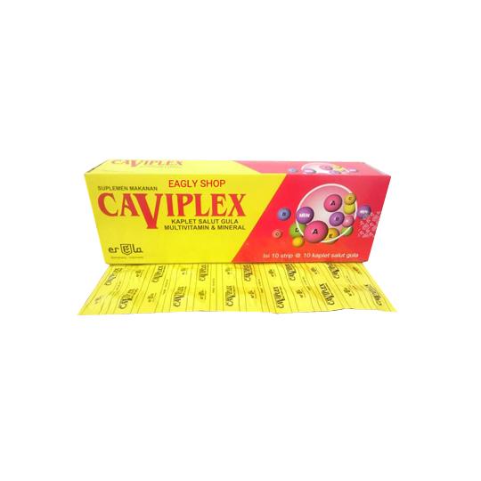 CAVIPLEX 10 KAPLET
