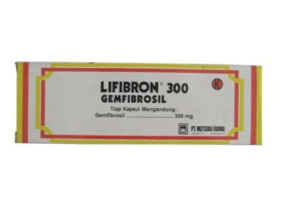 LIFIBRON KAPSUL 300 MG