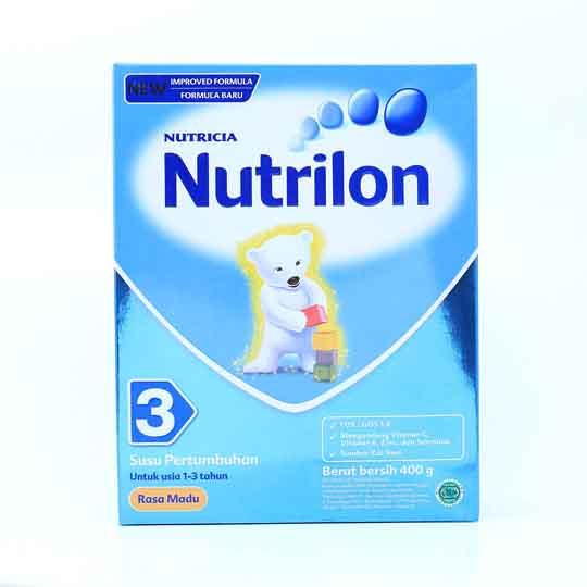 NUTRILON 3 RASA HONEY 400 G
