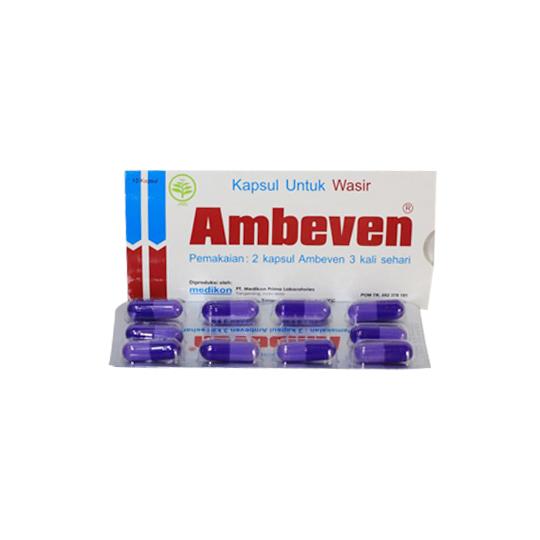 AMBEVEN 10 KAPSUL