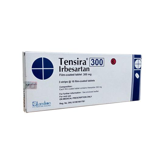 TENSIRA 300 MG 10 TABLET