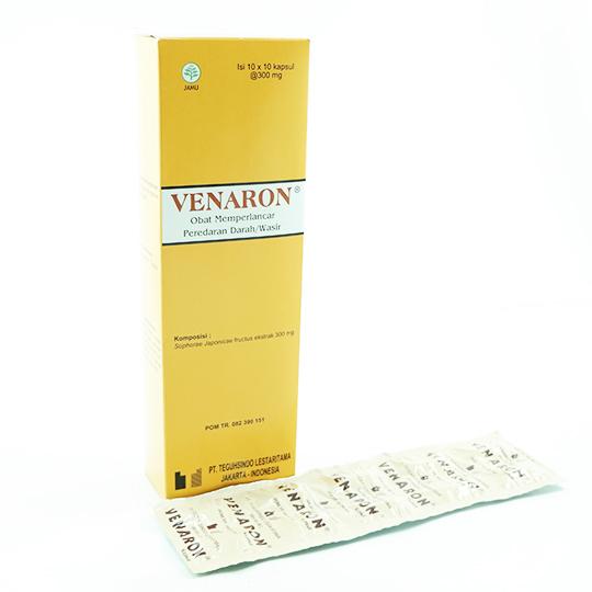 VENARON 300 MG 10 KAPSUL