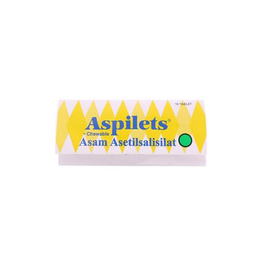 ASPILETS 10 TABLET