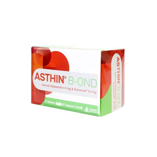 ASTHIN B-OND 6 KAPSUL