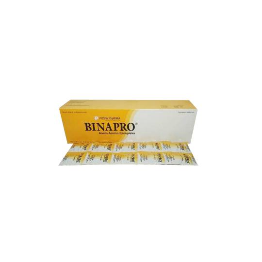 BINAPRO 10 KAPSUL