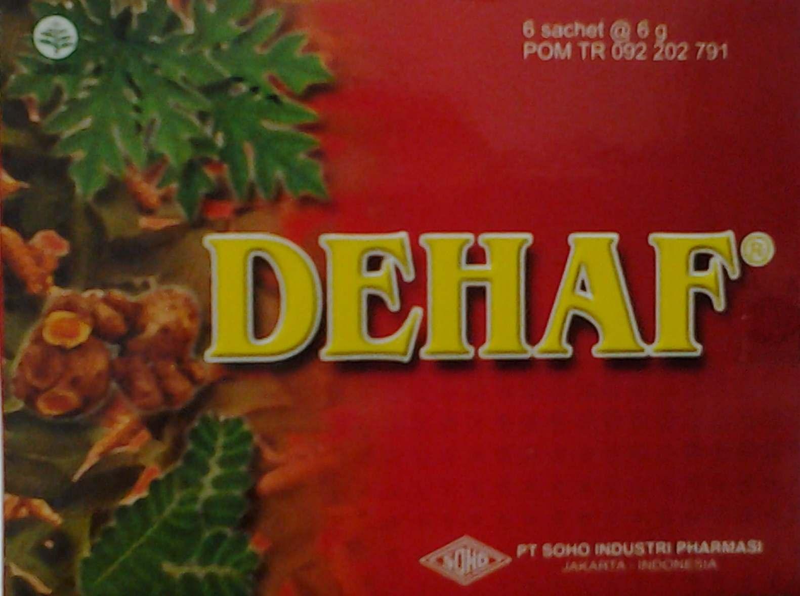 DEHAF GRANUL 6'S