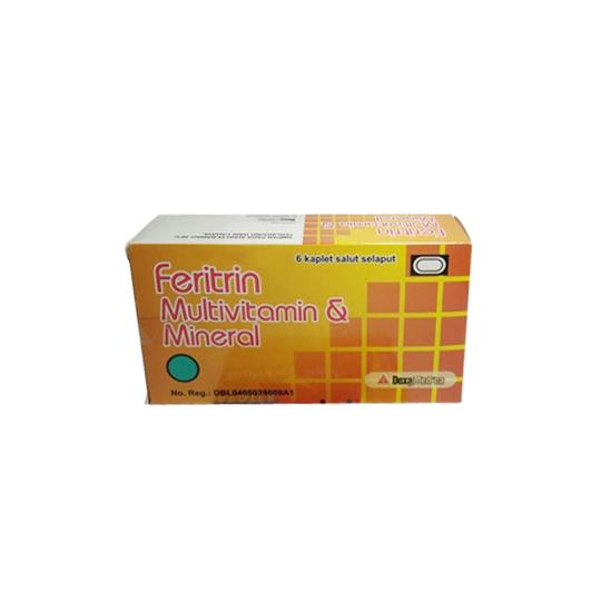 FERITRIN 6 KAPLET