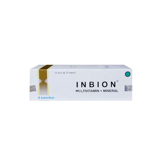 INBION 10 KAPSUL
