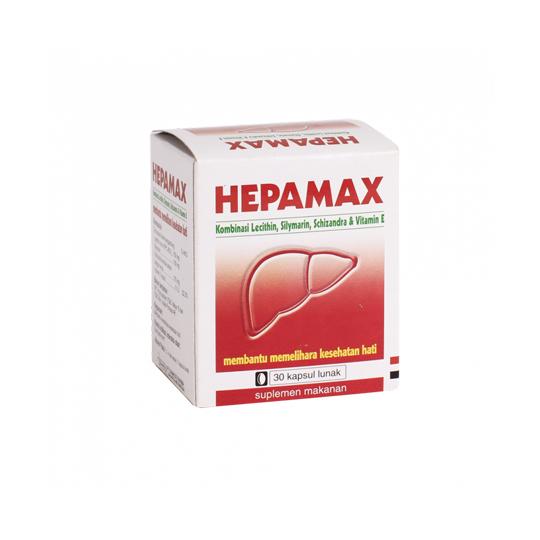 HEPAMAX 30 KAPSUL