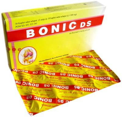 BONIC DS 10 KAPLET