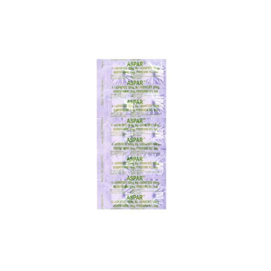 ASPAR 10 TABLET