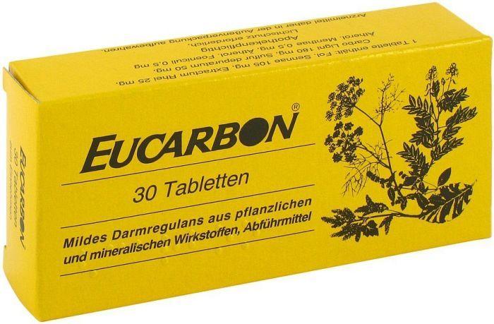EUCARBON 10 TABLET