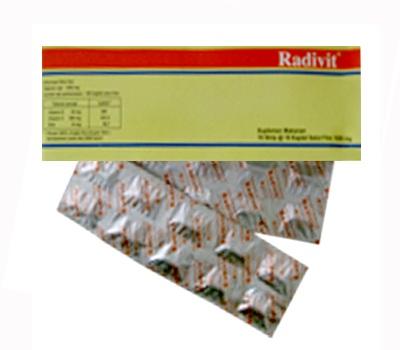 RADIVIT 10 KAPLET