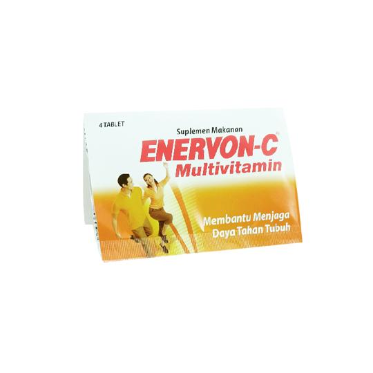 ENERVON-C 4 TABLET