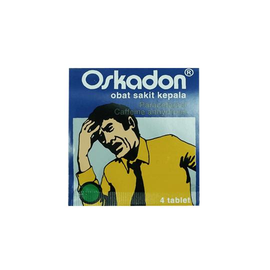 OSKADON 4 TABLET
