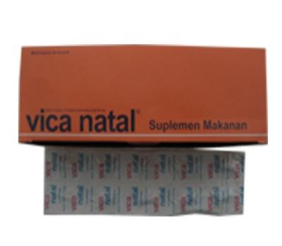 VICA NATAL 10 KAPLET