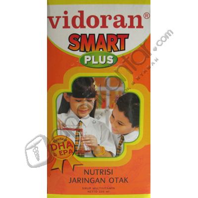 VIDORAN SMART PLUS SIRUP 225 ML