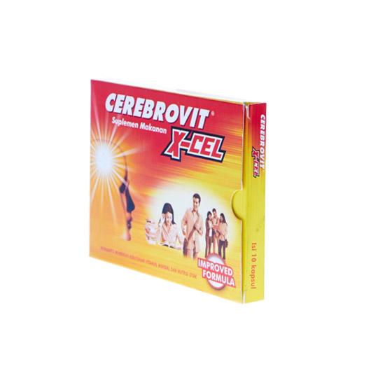 CEREBROVIT 10 KAPSUL