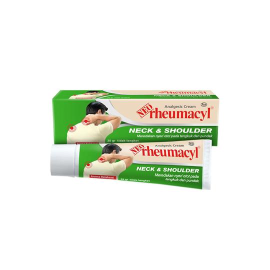 NEO RHEUMACYL NECK & SHOULDER CREAM 30 G