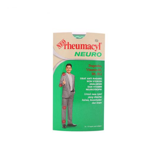 NEO RHEUMACYL NEURO 10 KAPLET