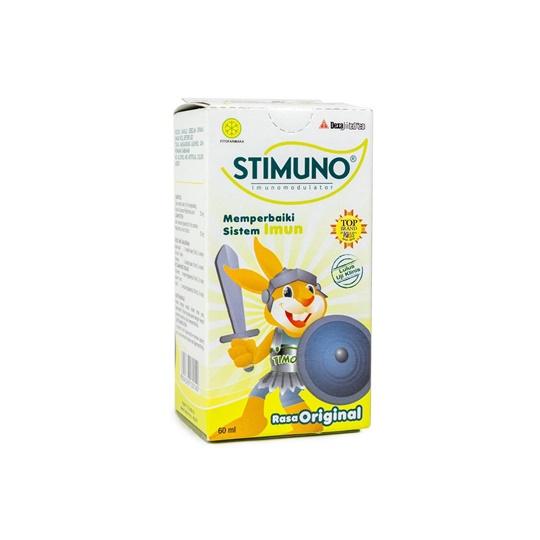 STIMUNO KIDS SIRUP 60 ML