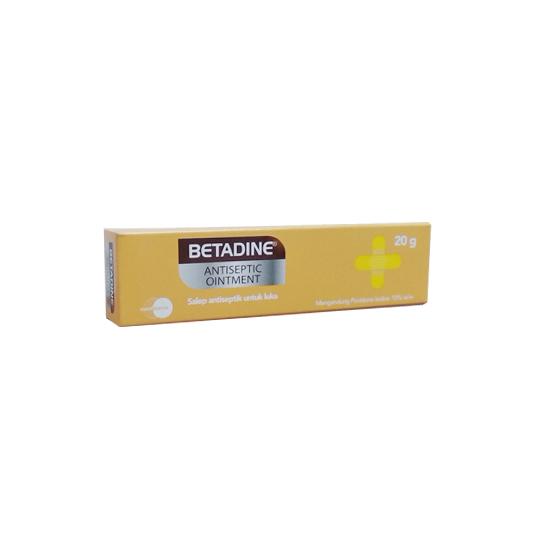 BETADINE 10% SALEP 20 G