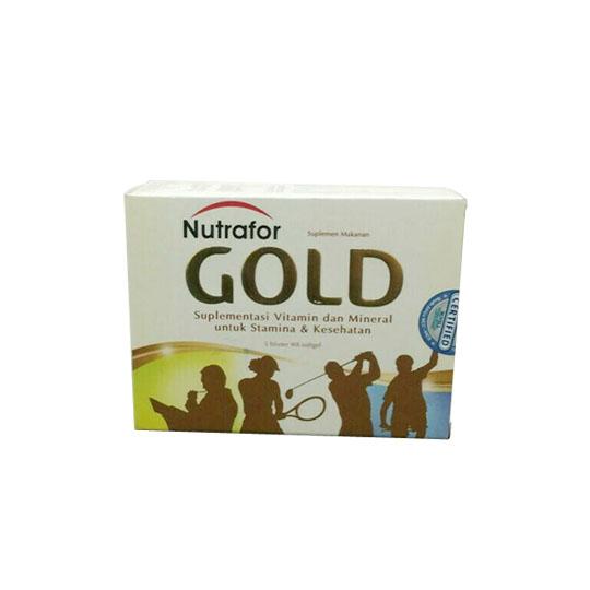 NUTRAFOR GOLD KAPSUL