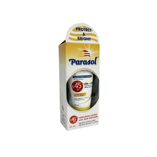 PARASOL SUNBLOCK SPF 45 50 ML