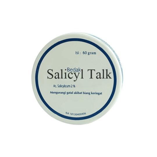 SALICYL TALK 60 G